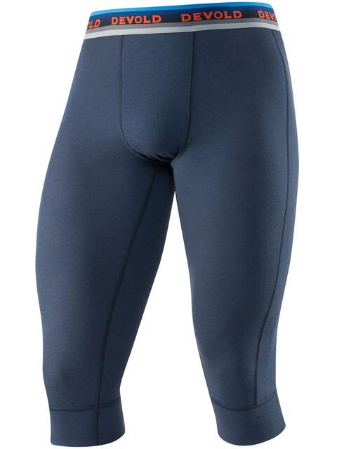 Devold Hiking Long Johns 3/4 Pants Men Night